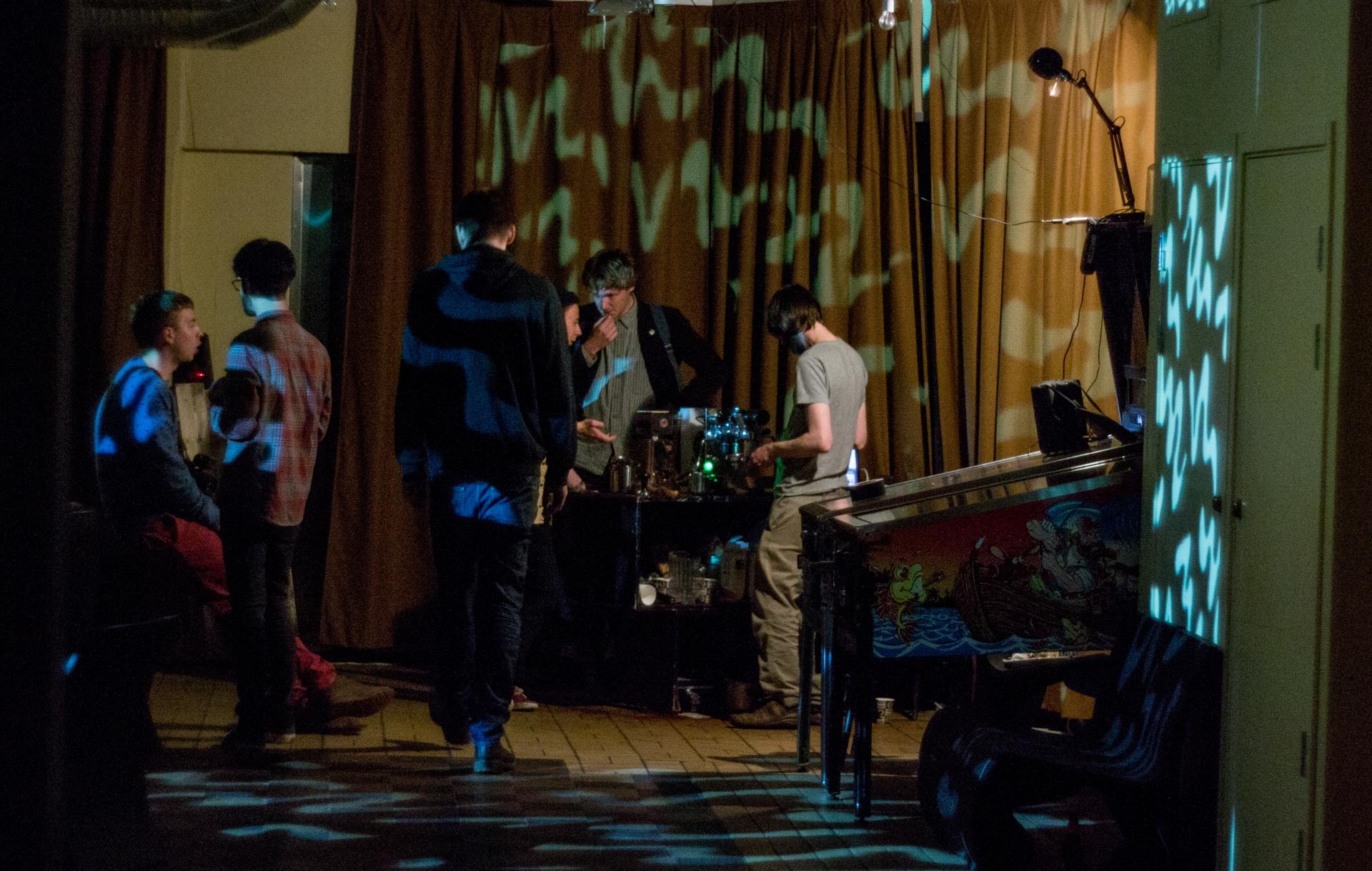 Ivar Lantz Intonal 2015 – Experimentell musik festival på Inkonst